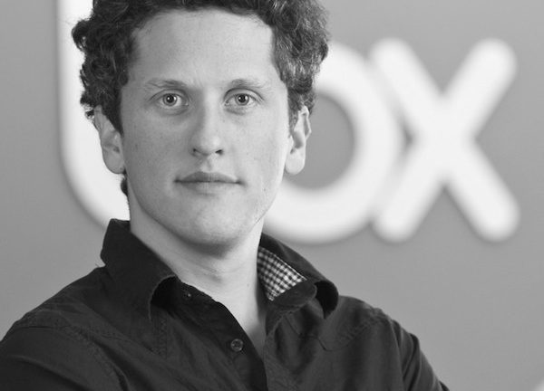 Aaron Levie cofounder and CEO of Box