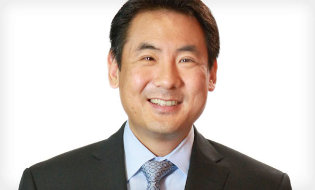 Stephen Pao general manager of security at Barracuda Networks CUDA