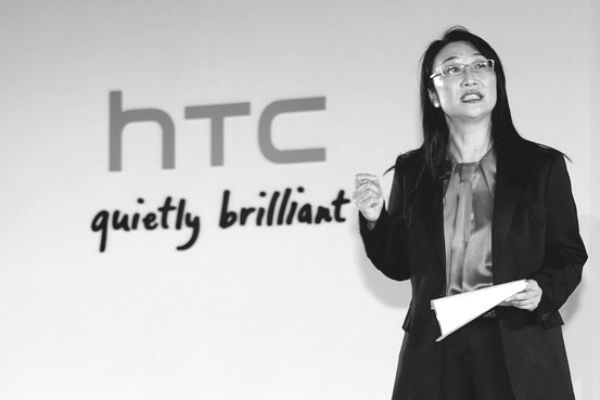 HTC founder Cher Wang