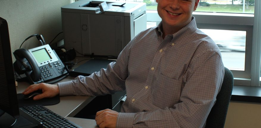 Newly appointed Acronis Global Channel Sales VP Chris Hilderbrand