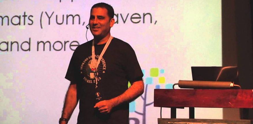 JFrog CEO Shlomi Ben Haim says modern software delivery is going through a revolution