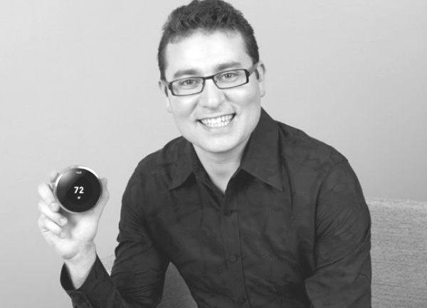 Matt Rogers Nest founder and Engineering head