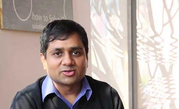 Knowlarity CEO Ambarish Gupta