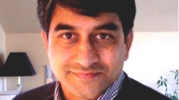 Sri Chilukuri vice president of Marketing at Intralinks