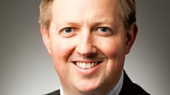 Ted Hulsy eFolder39s vice president of marketing