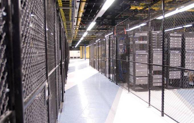 An AtlanticNet data center