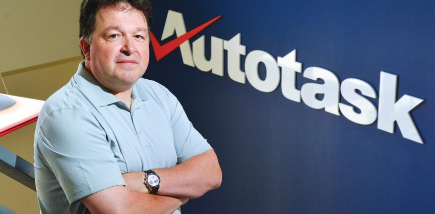 Autotask President and CEO Mark Cattini says CentraStage shares a customerfocused vision with Autotask