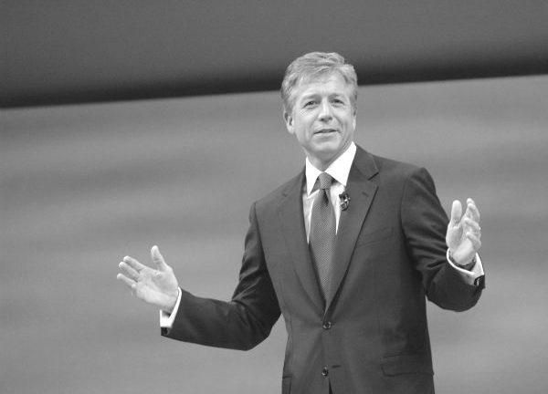 Bill McDermott SAP chief executive
