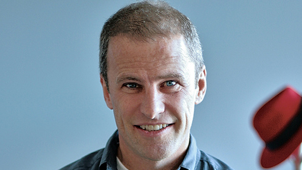 Brian Stevens former CTO of Red Hat and the new vice president of cloud platforms at Google