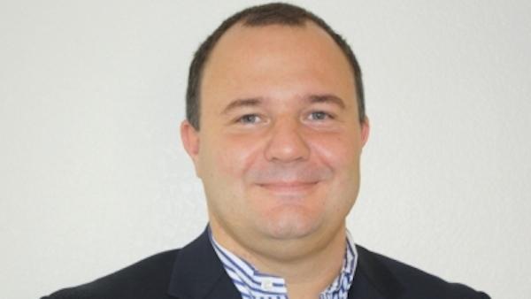 Francois Daumard Fiberlink39s vice president of channels