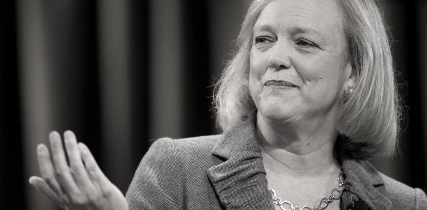 HP chief Meg Whitman eyed VMware as key to the fizzled EMC deal