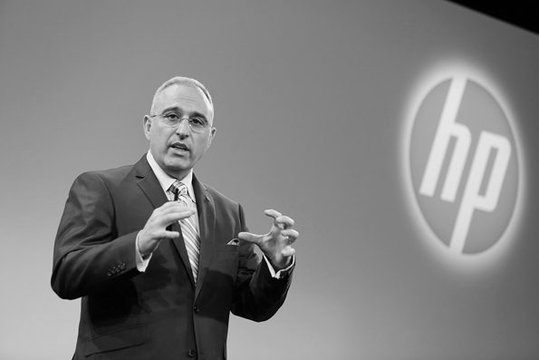Antonio Neri senior vice president and general manager Servers and Networking at HP