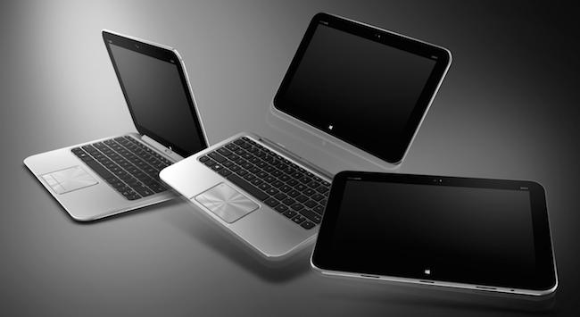 HP Envy x2 tablet PC