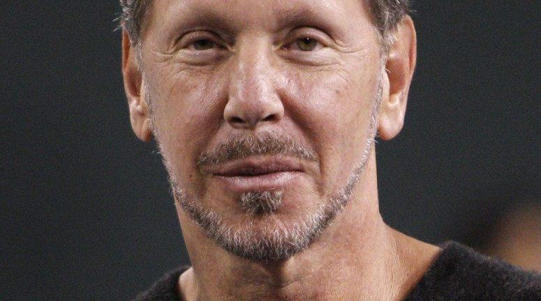 Larry Ellison CTO of Oracle