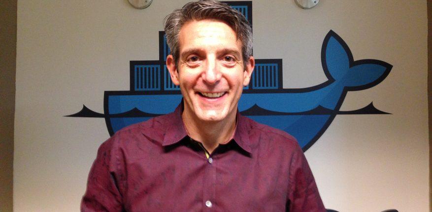 Docker Marketing VP David Messina