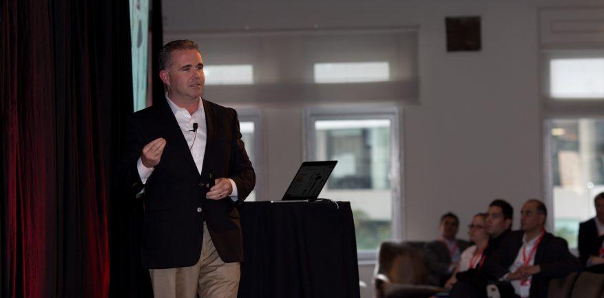 Oracle Marketing Cloud GM Kevin Akeroyd