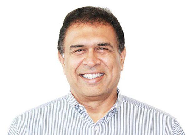 3CLogic CEO Raj Sharma