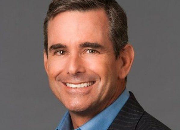 Dan Streetman Salesforcecom39s senior vice president of worldwide alliances and channels
