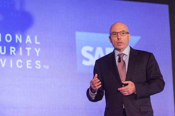 SAP National Security Services President Mark Testoni