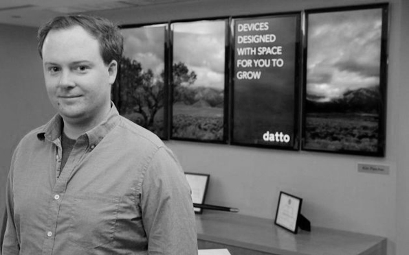 Austin McChord founder and CEO Datto