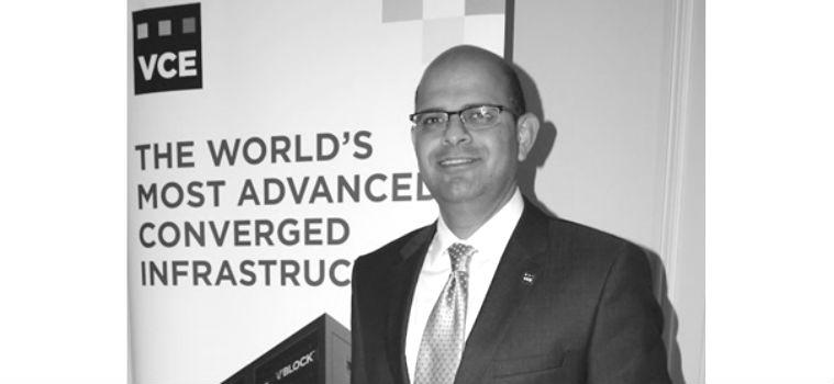 VCE chief executive Praveen Akkiraju