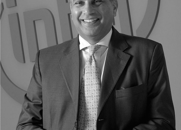 Arvind Sodhani Intel Capital president and Intel executive vice president
