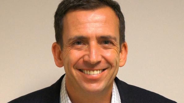 Ben Golub CEO of Docker