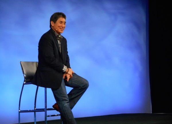 Former Apple Chief Evangelist Guy Kawasaki