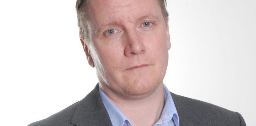 GreenQloud CEO Joacutensi Stefaacutensson