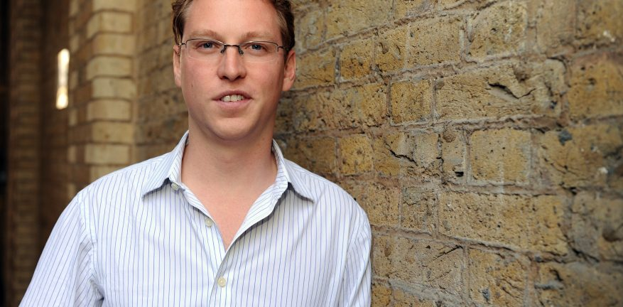 Huddle cofounder and CEO Alastair Mitchell