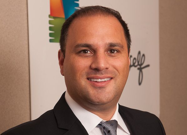 Marco LaVecchia AVG39s vice president of channel sales for North America