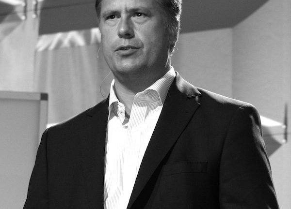 Nils Brauckmann president and general manager of SUSE