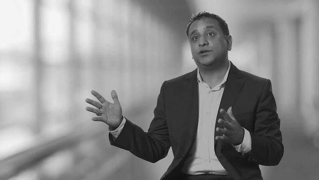 Sanjay Katyal vice president Global Alliances amp OEMs at VMware