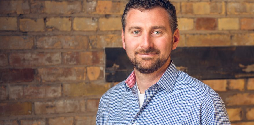 EventBoard cofounder and CEO Shaun Ritchie