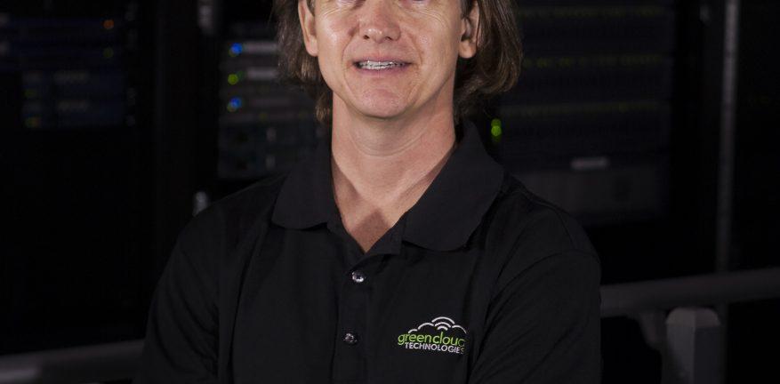 Green Cloud CEO Shay Houser