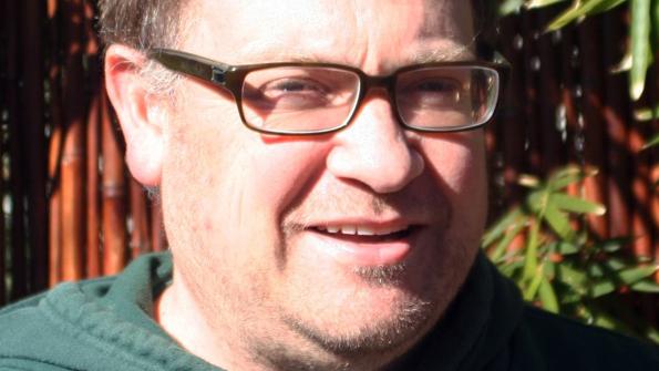 Stephen Spector social strategist for the HP Cloud portfolio