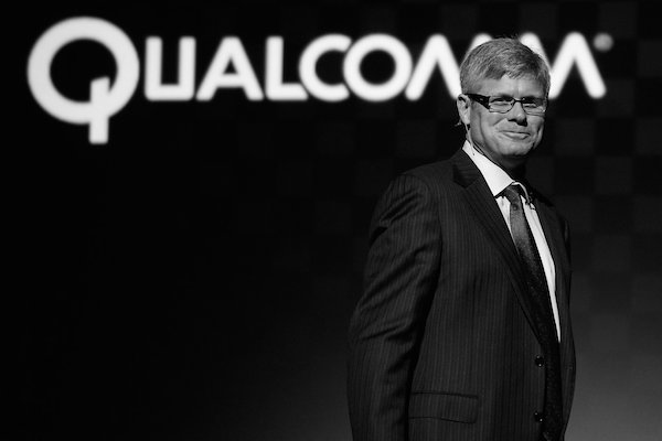Steven Mollenkopf Qualcomm chief executive