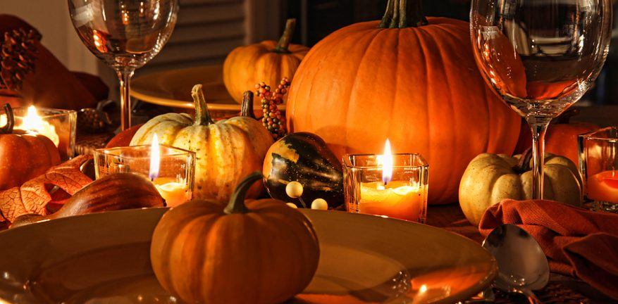 Thanksgiving is around the corner