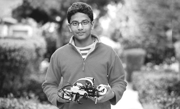 Braigo Labs founder 13year old Shubham Banerjee