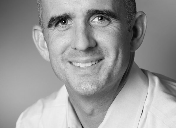 David Helfer vice president of Worldwide Channel Development Lookout