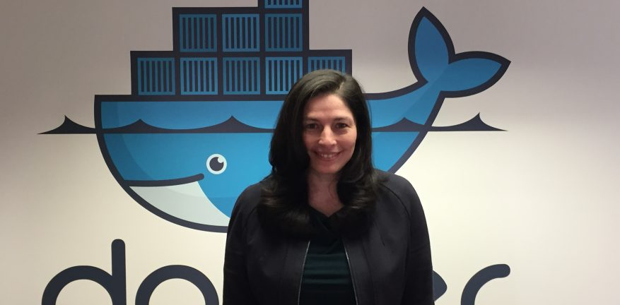Newly hired Docker Engineering SVP Marianna Tessel