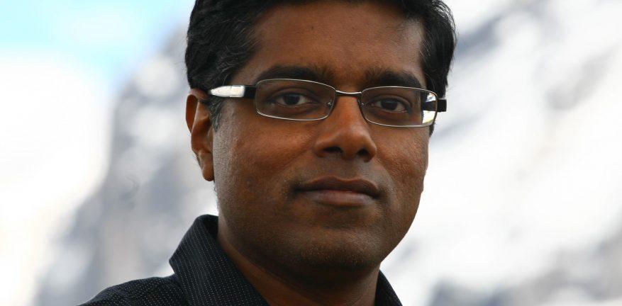 CodeLathe CEO Madhan Kanagavel