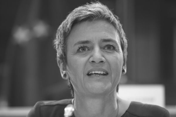 Margrethe Vestager European competition commissioner