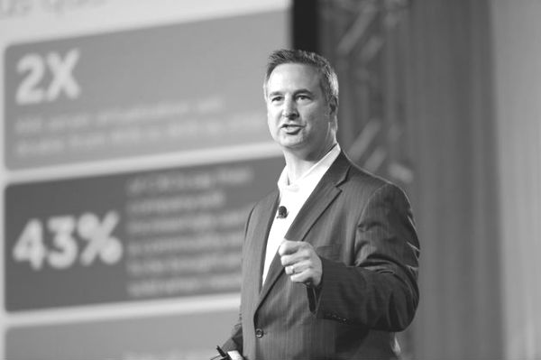 Marius Haas Dell Enterprise boss