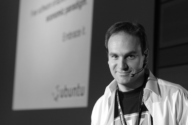 Mark Shuttleworth Canonical head honcho