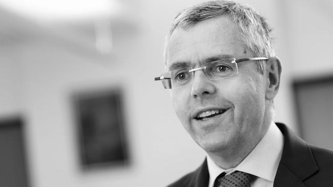 AlcatelLucent CEO Michel Combs