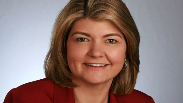 Sandy Carter general manager of Ecosystem Development at IBM