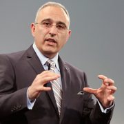Antonio Neri senior vice president and general manager of the HP enterprise group