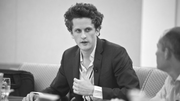 Box founder Aaron Levie