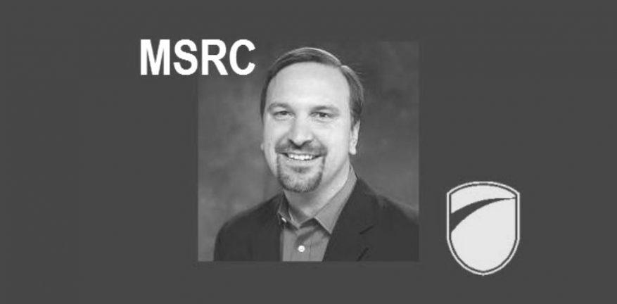 Chris Betz MSRC senior director